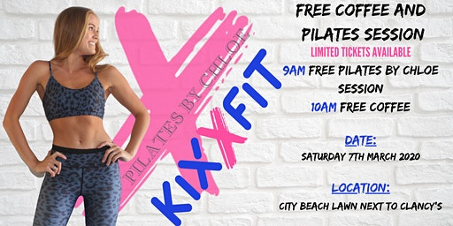 FREE COFFEE AND PILATES SESSION