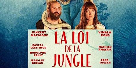 Tuesday French Movie Night: La loi de la Jungle tickets