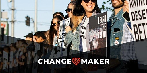 Take Action for Animals: Silent Demonstration