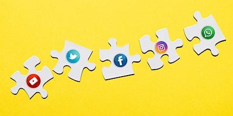 Free Workshop: Social Media for Entrepreneurs tickets