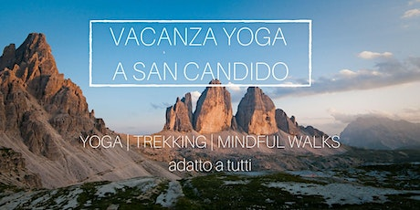 Yoga e trekking in Trentino Tickets