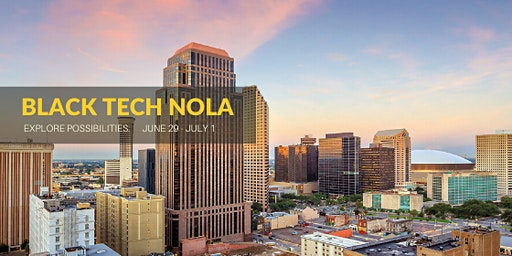 Black Tech NOLA 2020