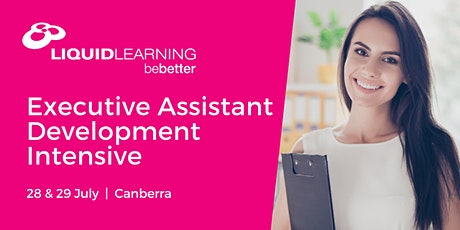 Executive Assistant Development Intensive Canberra tickets