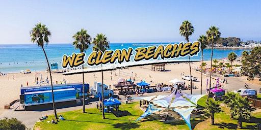 We Clean Beaches: Beach Clean Up w/ AJ Animal King