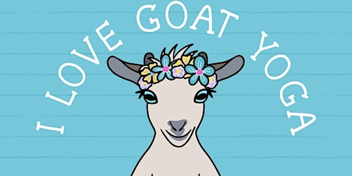 Goat Yoga with Baby Goats in Top Hats & Flower Crowns at New Realm Brewery!