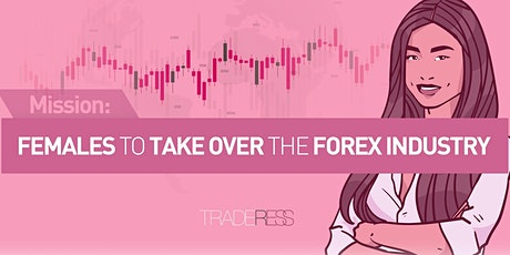 Traderess Forex Beginners course - Forex Trading for Women tickets