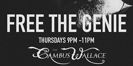 Free the Genie live @ The Cambus Wallace! tickets