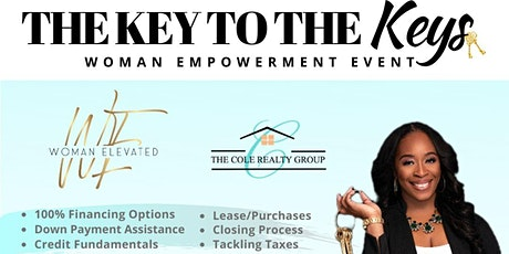 Key To The Keys Woman Empowerment Event tickets