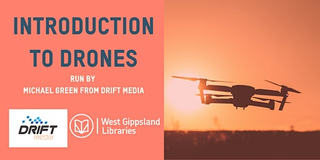 Introduction to Drones - Warragul Library tickets