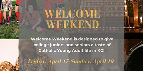 City on a Hill: College Welcome Weekend tickets