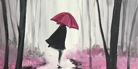 Chill & Paint Night  Auck City Hotel  - Red Autumn Rain tickets