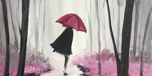 Chill & Paint Night  Auck City Hotel  - Red Autumn Rain