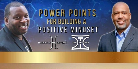 Power Points for Building a Positive Mindset tickets
