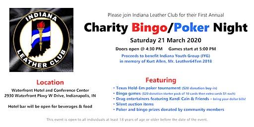 ILC Charity BINGO/Poker Gaming Night