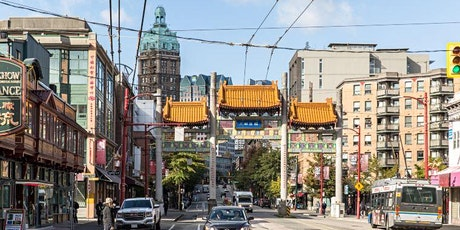 Chinese Canadian Historical Society of BC Chinatown Walkabout tickets