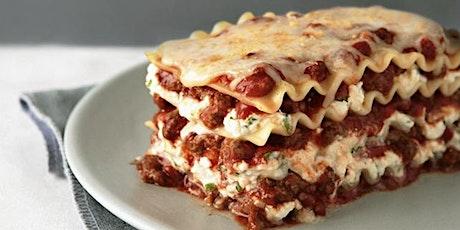 2020 Lasagna Dinner tickets