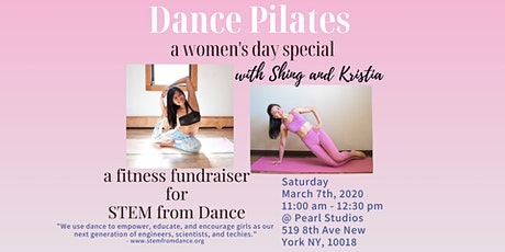 International Women Day Fitness Fundraiser for STEM From Dance tickets