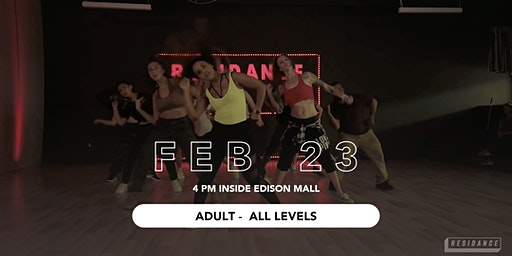 02/23 Urban Dance Class | Adult - All Levels | By RESIDANCE