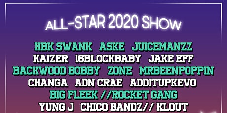 ALL-STAR 2020 SHOW tickets