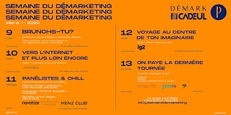 Semaine du DéMarketing - 9 au 13 mars 2020 billets