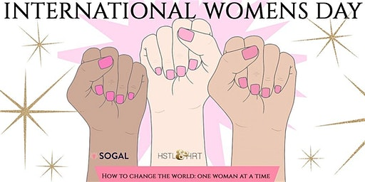 International Womens' Day: How to change the world, one woman a time