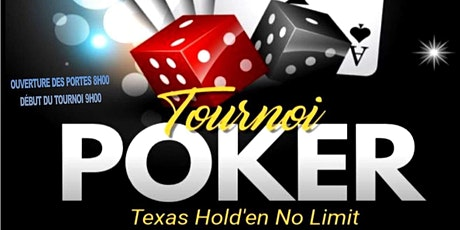 Tournoi de poker Epagny 2020 tickets