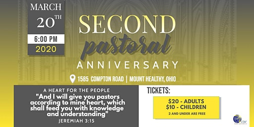 ETAC 2nd Pastoral Anniversary