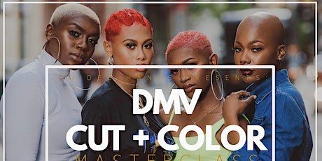 GUIDED HANDS PRESENTS: DMV CUT + COLOR MASTERCLASS HANDS-ON tickets