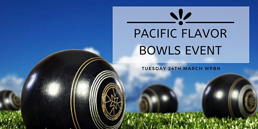 Pacific Lawn Bowls Event