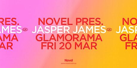 Novel Presents Jasper James tickets