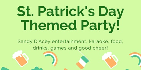 March Fab Gathering - St. Patrick's Day Party tickets