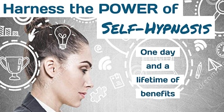 Harness the Power of Self-Hypnosis tickets
