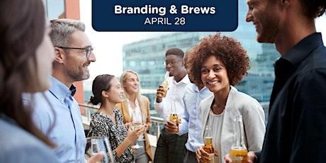 Branding & Brews tickets