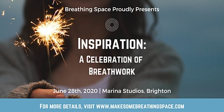 Inspiration : A Celebration of Breathwork - One Day Intensive tickets