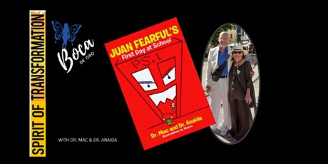 Juan Fearful's First Day of School Reading with Puppets by Author's Dr. Mac & Anaida Colon-Muniz tickets