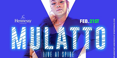 Mulatto / Friday February 21st / Spire tickets
