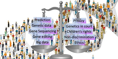 Genetics and Law (one day) - Campus or Virtual Classroom tickets