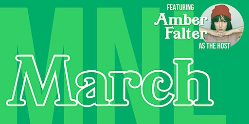 MNL March with host Amber Falter