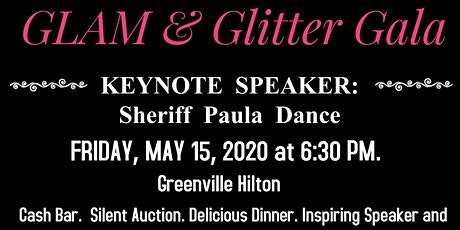 Daughters of Worth GLAM and Glitter Gala tickets