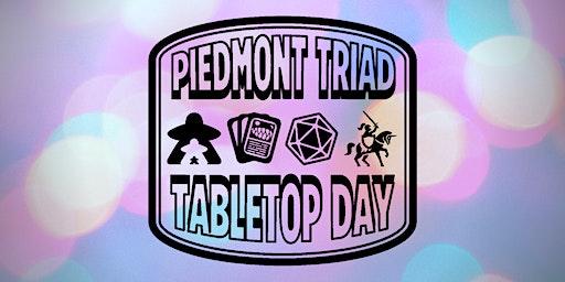 2020 Piedmont Triad Tabletop Day