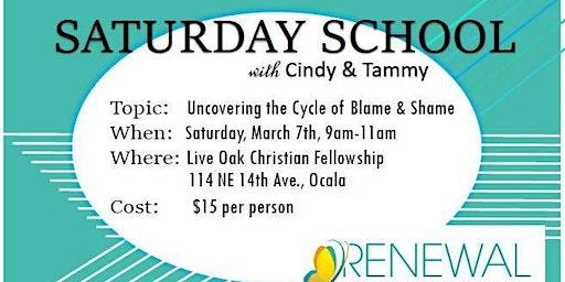 Saturday School with Cindy & Tammy