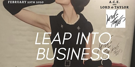 Leap Into Business 2020 tickets