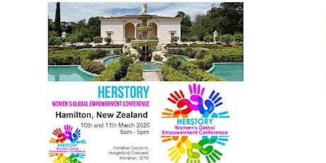HerStory Women's Global Empowerment Conference Speaker Registration - Hamilton, New Zealand tickets