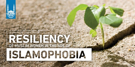 Resiliency of Muslim Women in the Age of Islamophobia · Surrey tickets