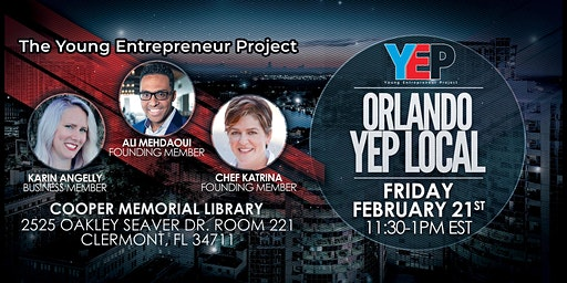 Orlando YEP Local