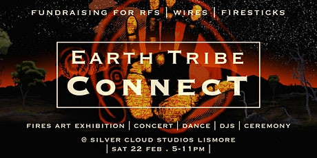 EarthTribe Connect - Fires Fundraiser tickets