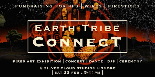 EarthTribe Connect - Fires Fundraiser