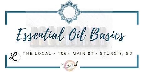 Back to Basics Essential Oils Class • Diamond Club Event tickets