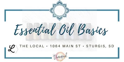 Back to Basics Essential Oils Class • Diamond Club Event