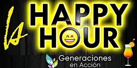 Happy Hour en Apoyo a Generaciones en Acción tickets